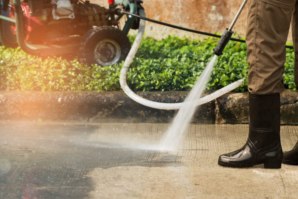 Mobile Pressure Washing